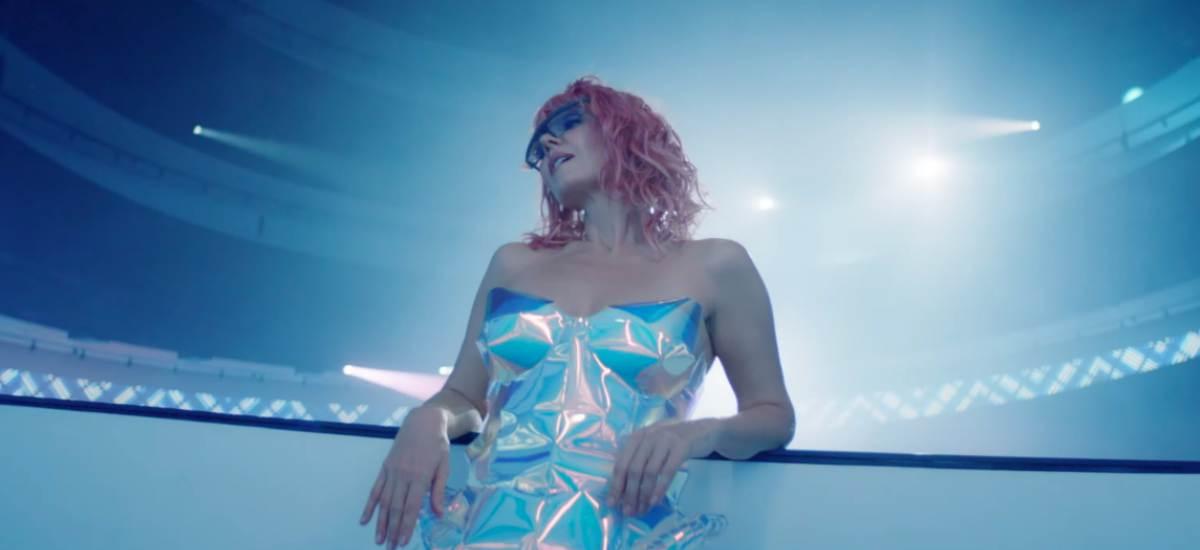 Валерия в новом клипе «Нет шанса»