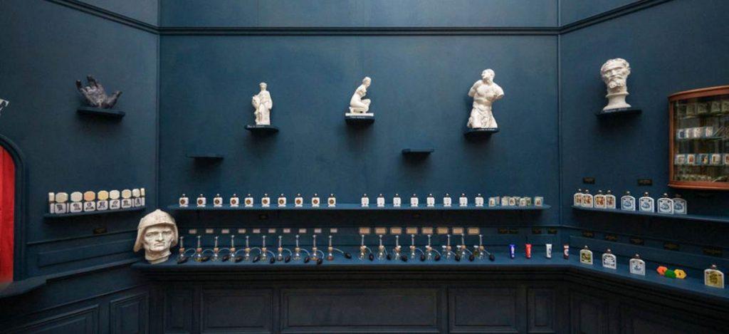 В Лувре представили духи с запахом шедевров мирового искусства