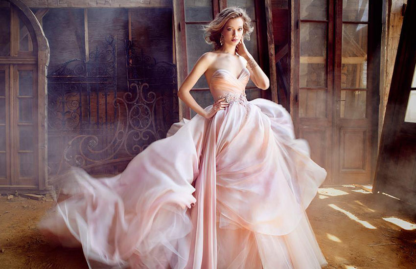 розовая свадьба стиль аксессуары бракосочетание советы стилиста невеста