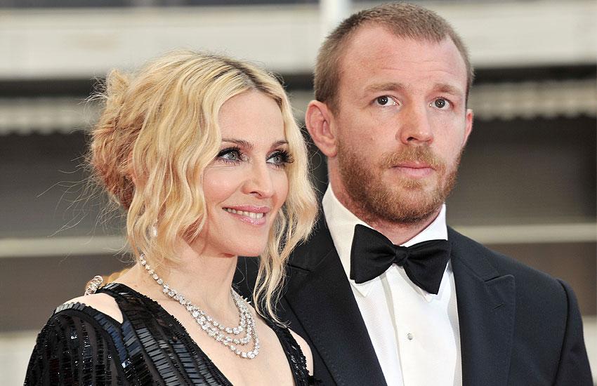 Мадонна и Гай Ричи брак брачный контракт