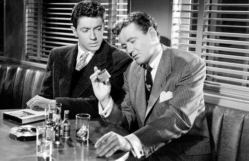 Альфред Хичкок, кино, король ужасов, лучшие фильмы, что посмотреть, ужастики, Незнакомцы в поезде