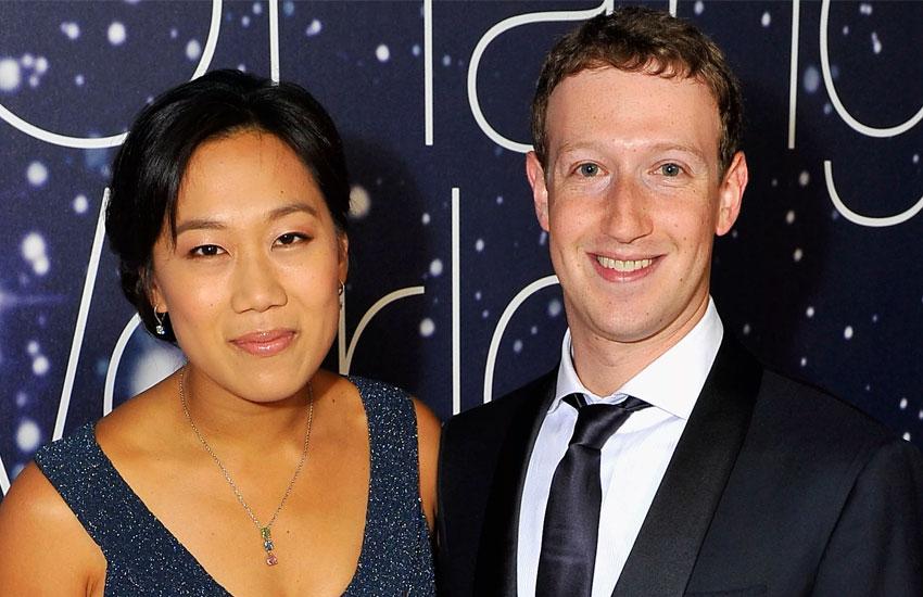 Марк Цукерберг и Присцилла Чан брак брачный контракт