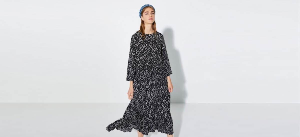 Новая версия культового платья Zara