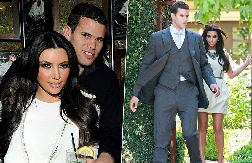 Ким Кардашьян и Крис Хамфрис звезды знаменитости развод расставание