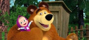 Мультфильм «Маша и медведь» установил рекорд