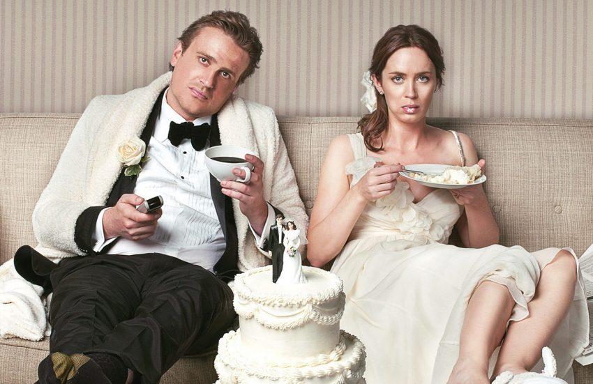 пара свадьба жених и невеста кадр фильм немножко женаты
