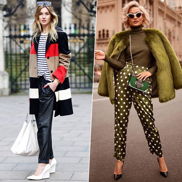 Плавный переход: комплекты, которые можно носить летом и осенью
