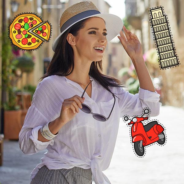 Парли итальяно: лучшие украшения для влюбленных в Италию