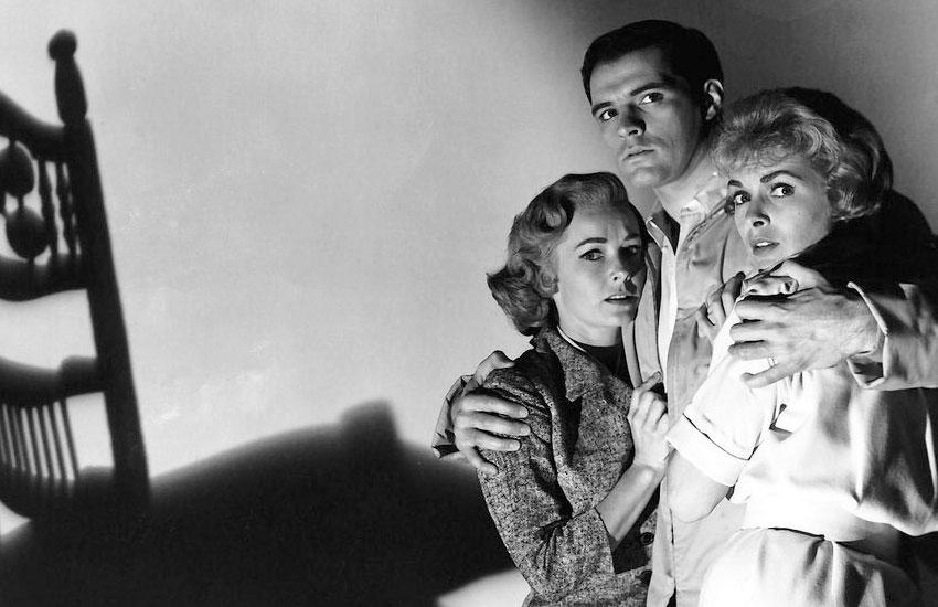 Альфред Хичкок, кино, король ужасов, лучшие фильмы, что посмотреть, ужастики, Психо