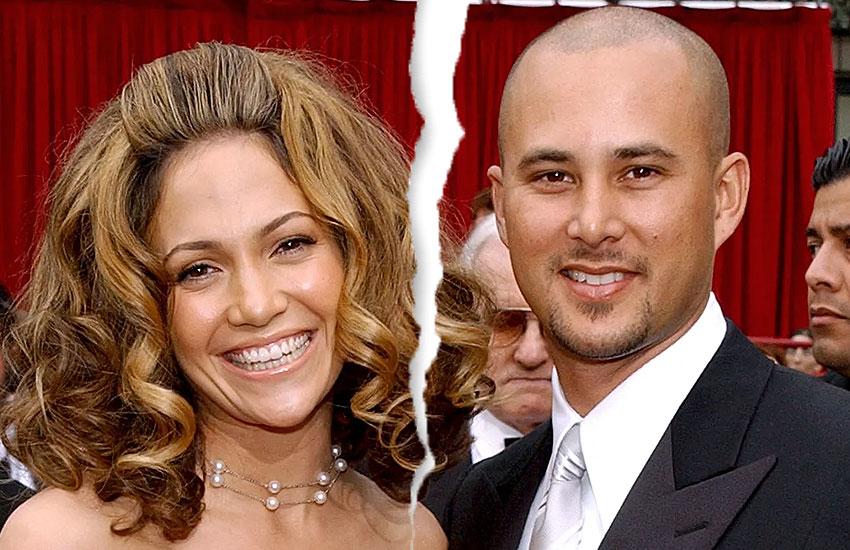 Дженнифер Лопес и Крис Джадд звезды знаменитости развод расставание