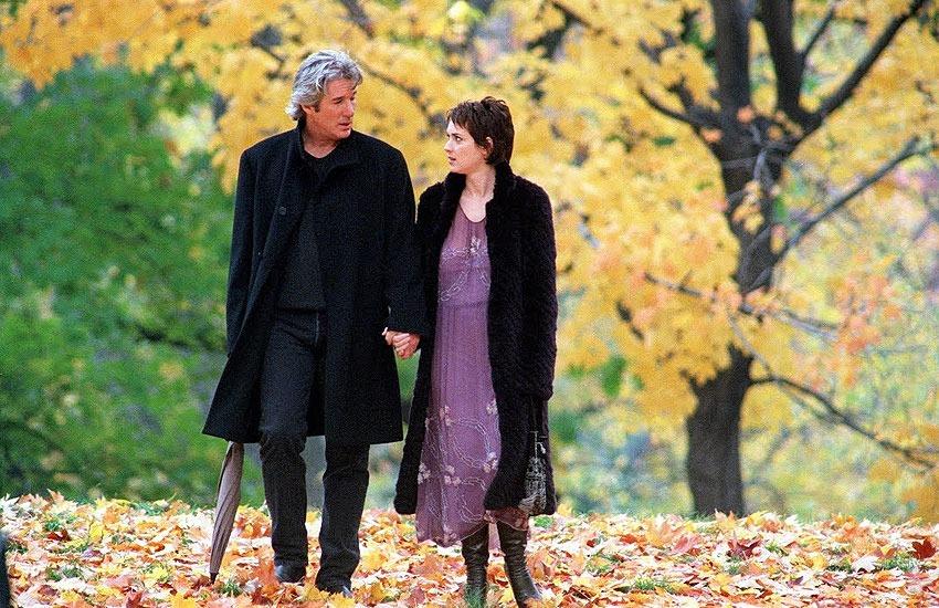 Осень в Нью-Йорке фильм