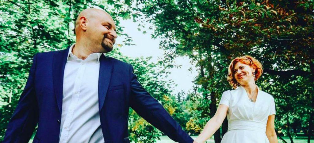 Актриса Елена Бирюкова вышла замуж