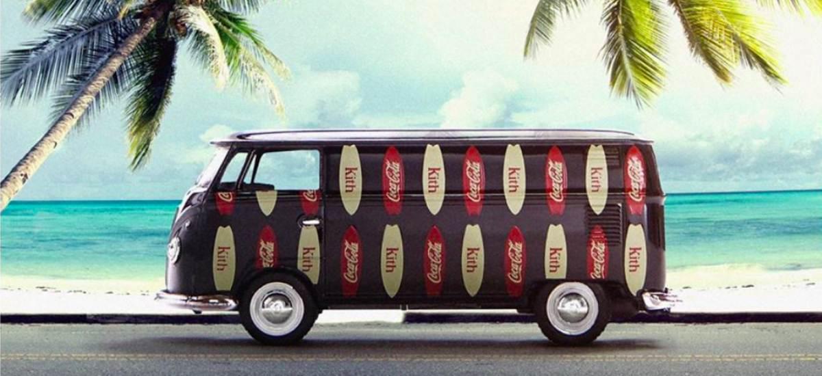 Kith и Coca-Cola выпустили «гавайскую» коллекцию