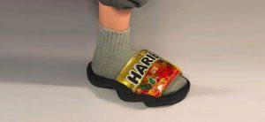 Обувь из Haribo и воланчиков: дизайнерский recycle