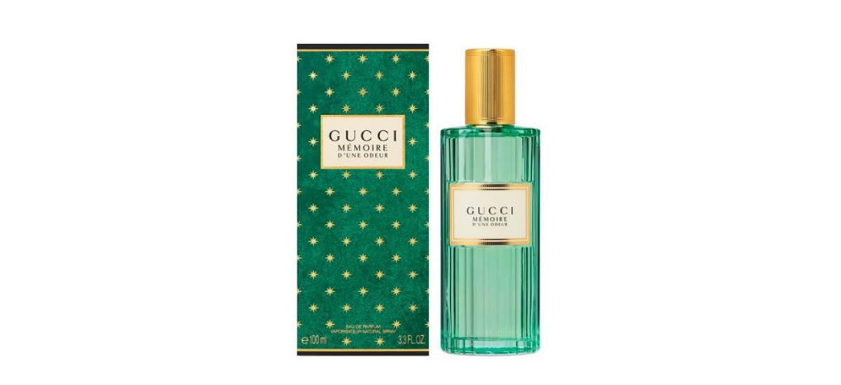 Первый универсальный аромат от Gucci