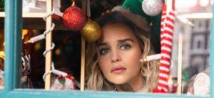 Эмилия Кларк в романтической комедии «Прошлое Рождество»