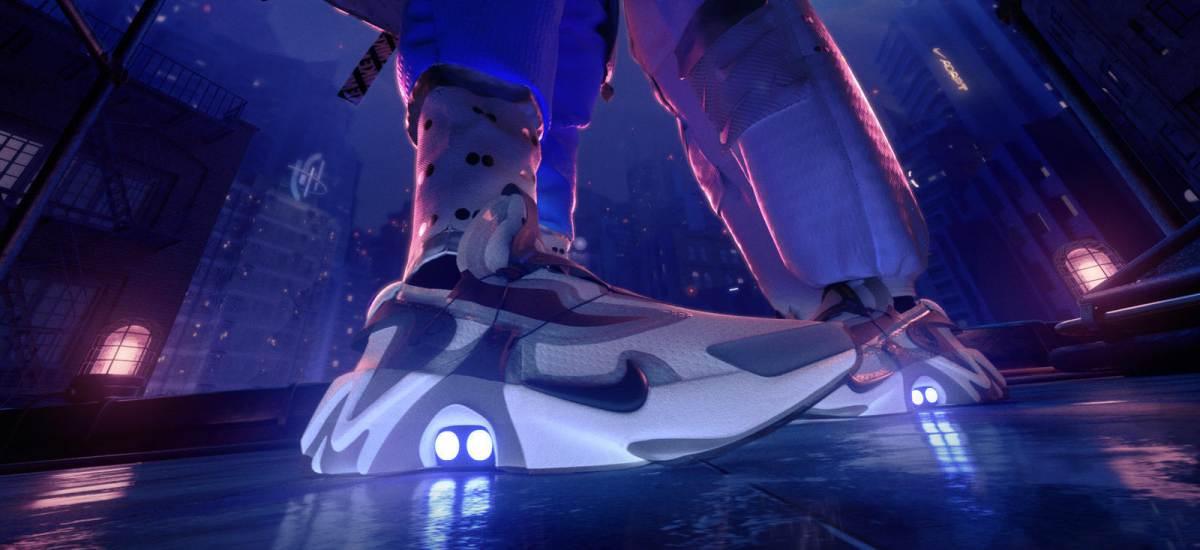 Nike выпустит умные кроссовки