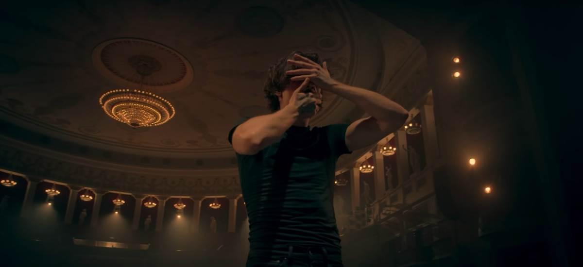 Максим Фадеев и Сергей Полунин выпустили совместный клип