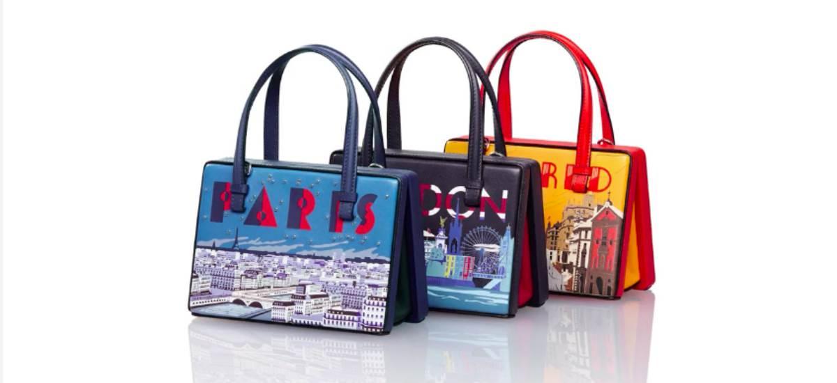 Хит сезона: сумочка-открытка от Loewe