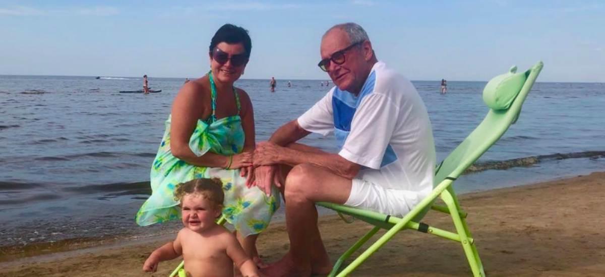 79-летний Эммануил Виторган снова стал отцом