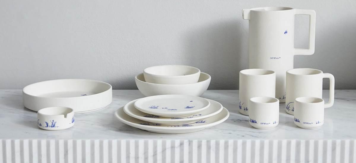 Стильный дом: интерьерная коллекция Off-White