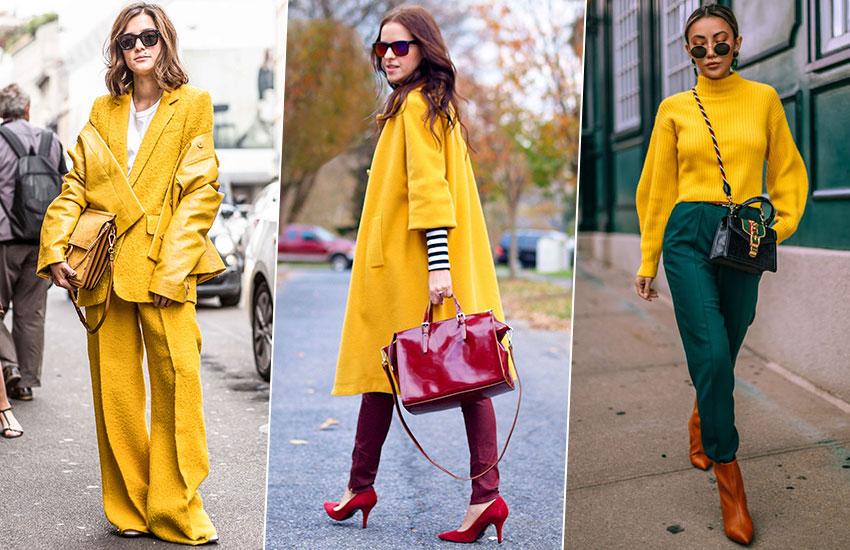 Цвета осени мода тренды советы стилиста