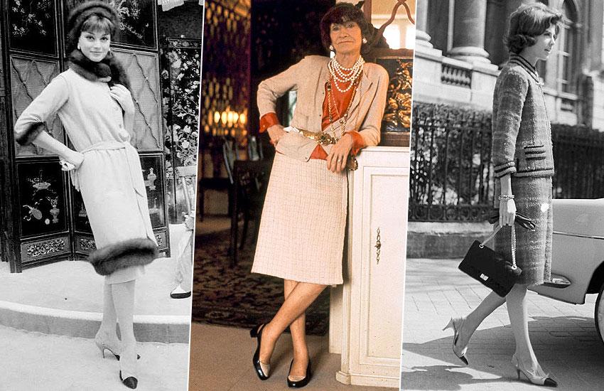 Коко Шанель история моды туфли лодочки шпильки интересные факты