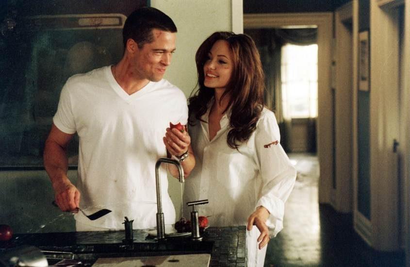 мистер и миссис смит брэд питт бред питт кадр из фильма