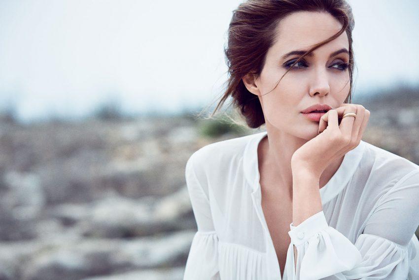 Анджелина Джоли диета сыроедение