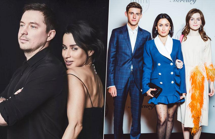 Тина Канделаки с мужем звезды, которые вышли замуж женились на фанатах