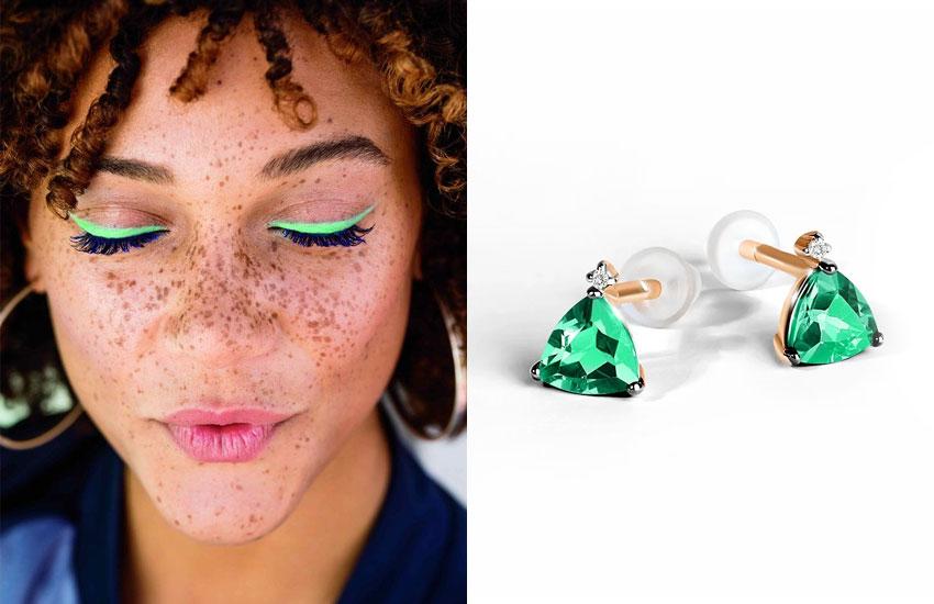 Осенний макияж мейкап тренды советы визажиста