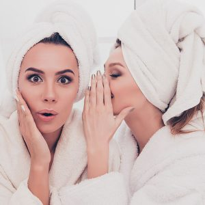 Части тела: 5 средств ухода за кожей, которые не заменит даже пластика