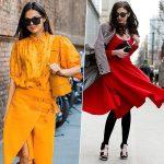 Советы стилиста: топ-5 цветов этой осени в твоем гардеробе