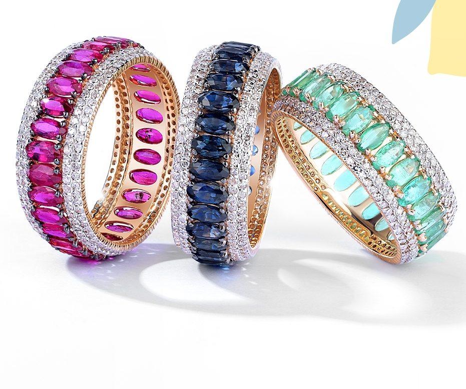Как «кольцо вечности» стало главным символом любви