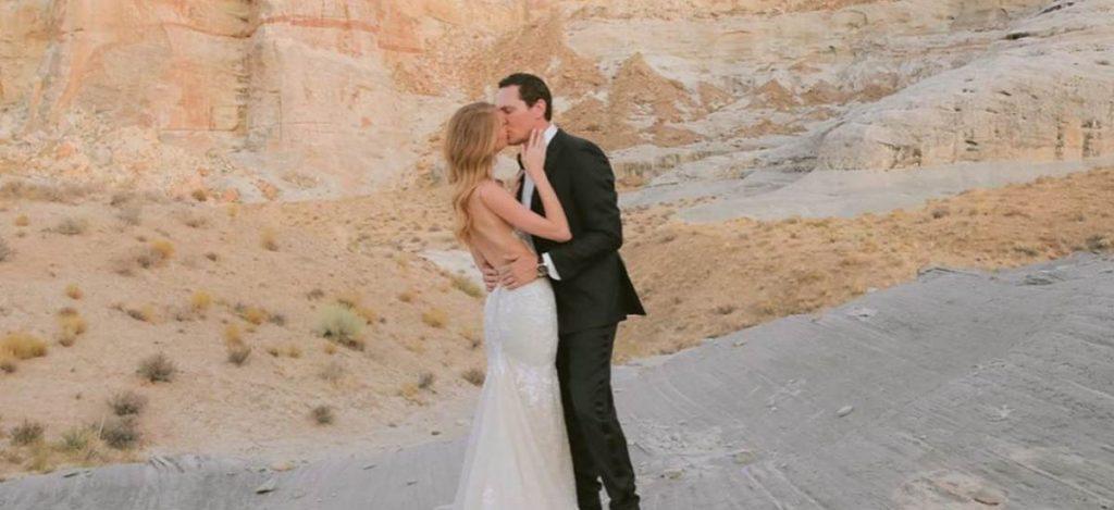 Диджей Tiesto женился на своей подруге-модели