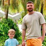Сергей Лазарев стал отцом второй раз