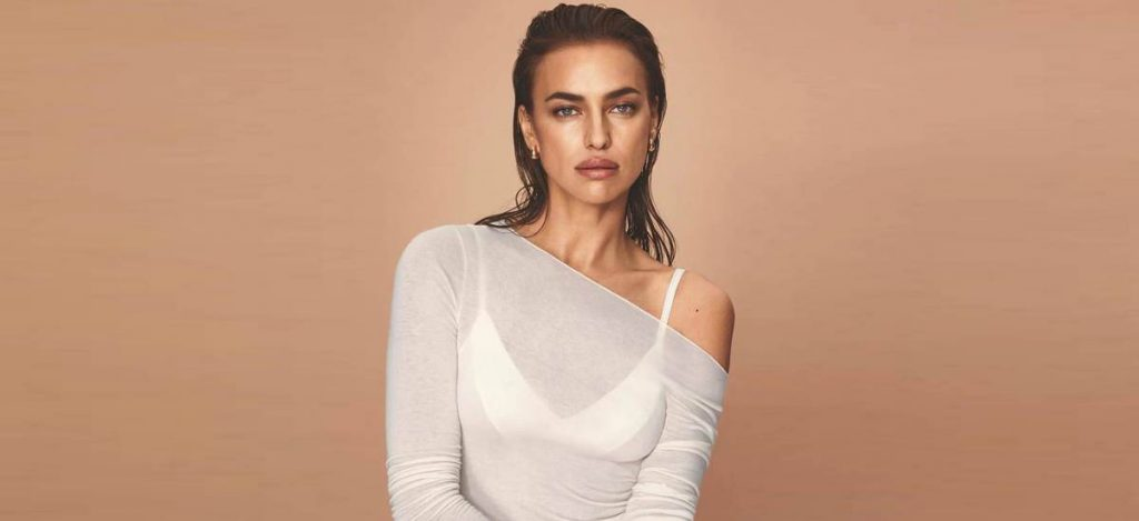Ирина Шейк в новой рекламной кампании Intimissimi