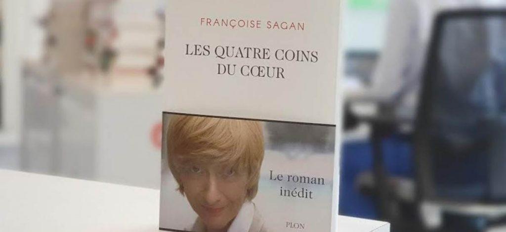 Вышел ранее неизданный роман Франсуазы Саган