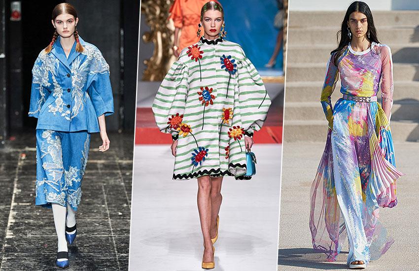 Неделя моды в Милане главные тренды весна лето 2020