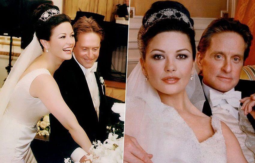 августе свадьба дугласа и зеты джонс фото роща кипарисовая, есть