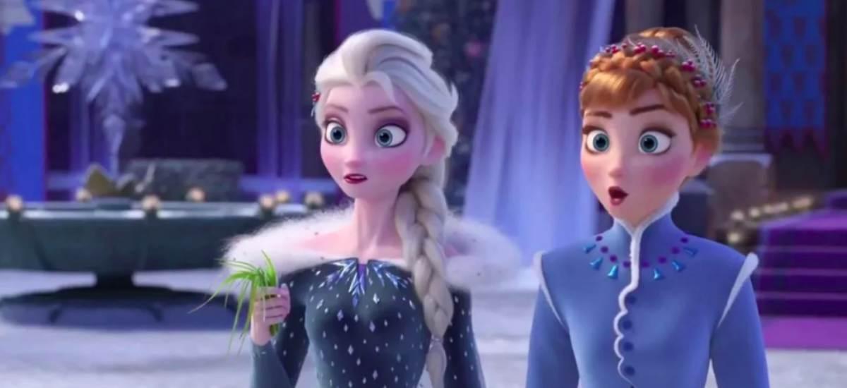 Новый трейлер мультфильма «Холодное сердце-2»
