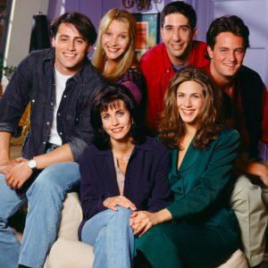 «Друзьям» – 25: чему нас научил любимый сериал