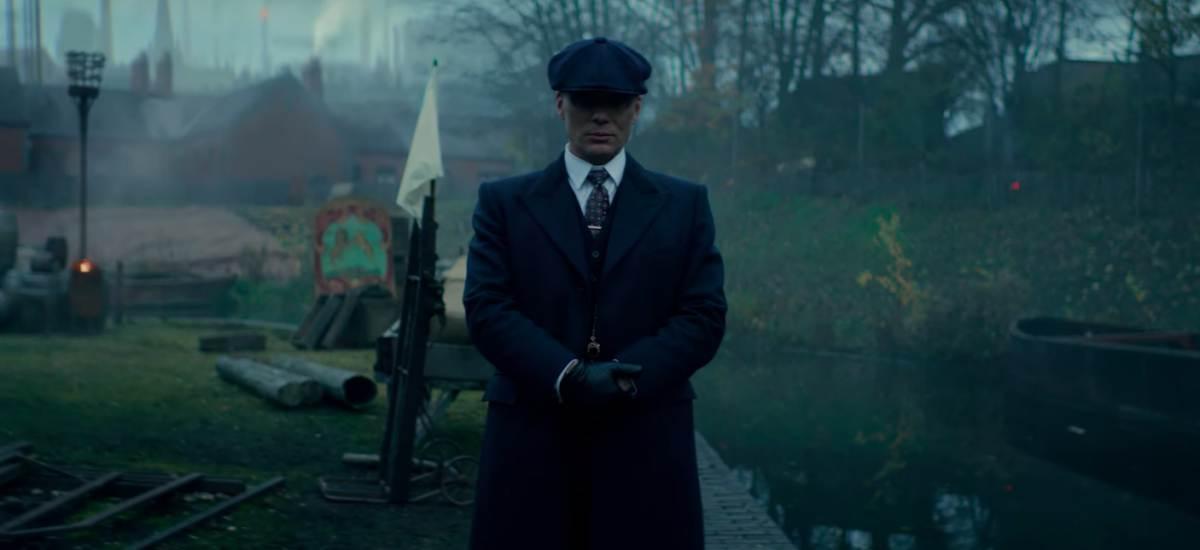 Киллиан Мерфи в трейлере нового сезона «Острых козырьков»