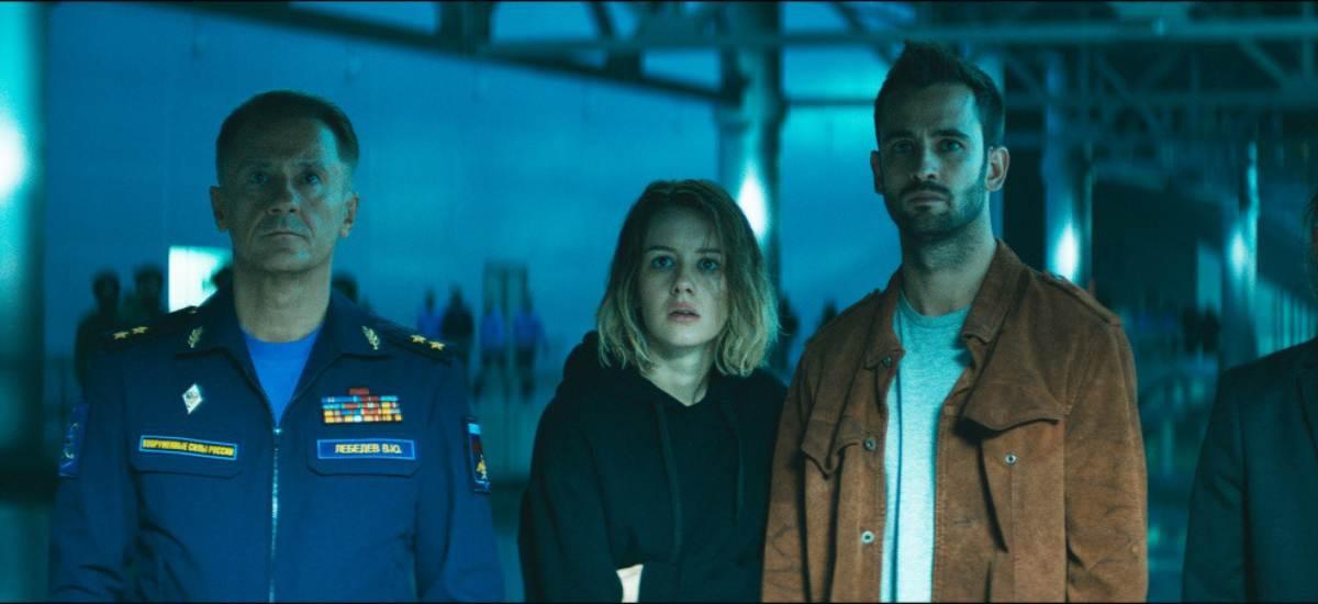 Ирина Старшенбаум и Риналь Мухаметов в трейлере фильма «Вторжение»