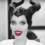 Видео: превращение Анджелины Джоли в Малефисенту