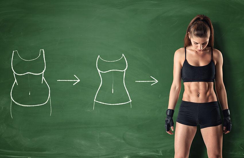 сушка фитнес спорт фигура тело похудение