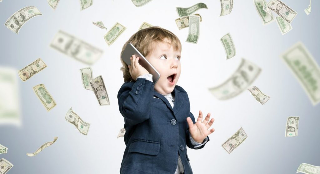 Деньги – детям: как научить ребенка обращаться с финансами
