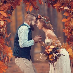 Свадьба осенью: ключевые лайфхаки идеального торжества