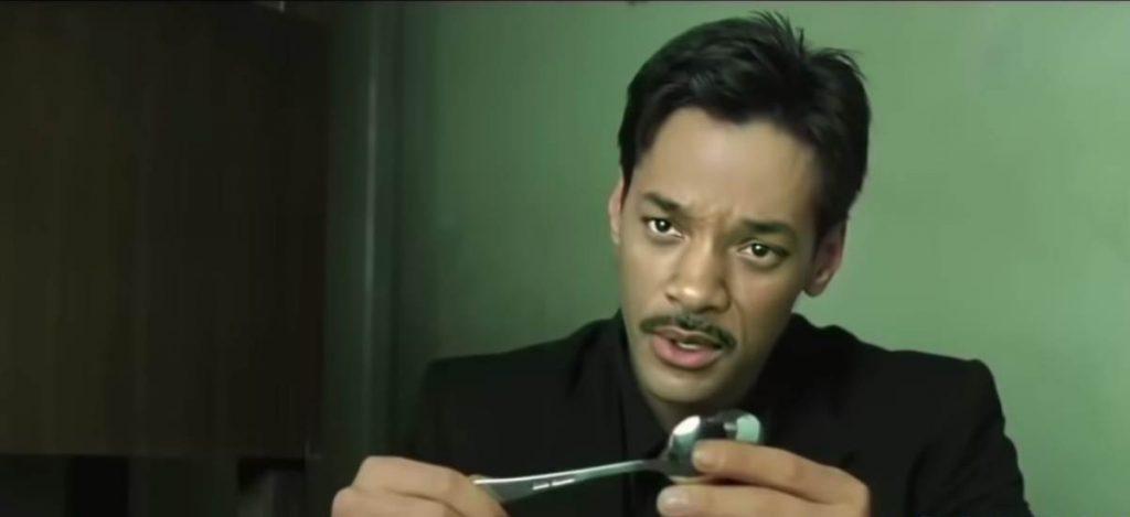 Как выглядел бы Уилл Смит в роли Нео