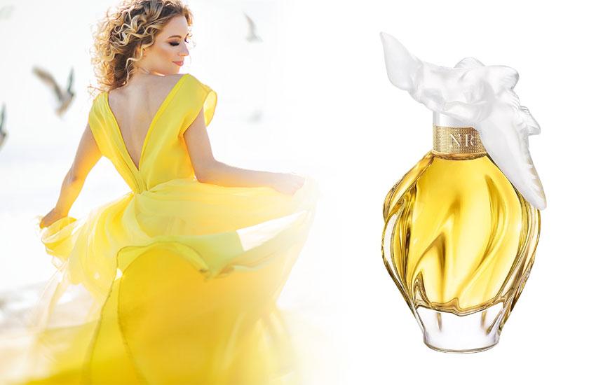 парфюм духи классика самые легендарные ароматы Nina Ricci